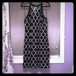 EUC Cache Cocktail Dress Sz 14